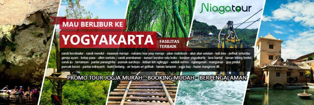 Niaga Tour Sebagai Biro Perjalanan Wisata Di Jogja Menawarkan Paket Murah Untuk Memudahkan Rencana Liburan Anda Ke Yogyakarta Bersama Kerabat