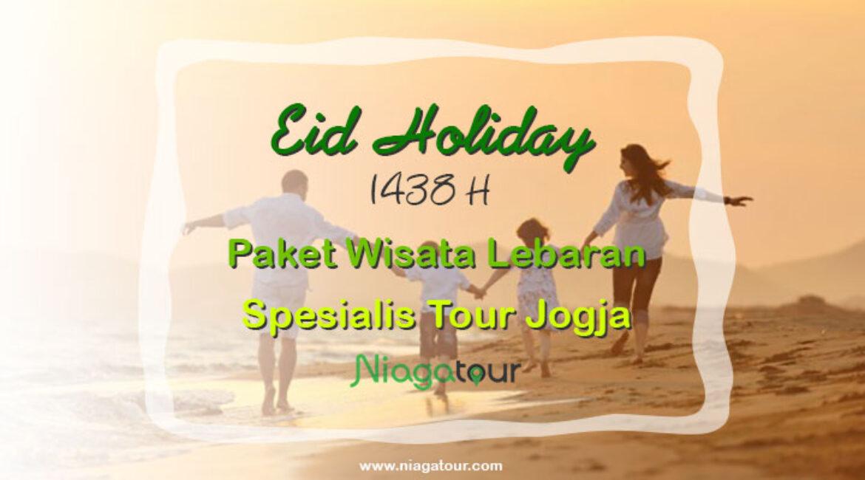 Paket Wisata Jogja – Paket Lebaran Idul Fitri 2020
