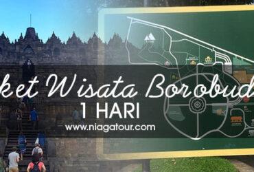 Paket Wisata Borobudur – Tour Jogja 1 Hari