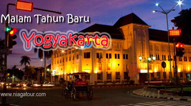 7 Tempat Wisata Malam Tahun Baru di Yogyakarta