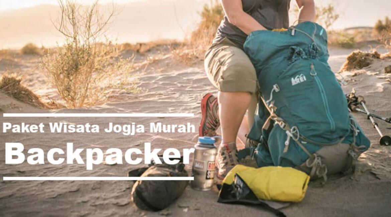 Paket Wisata Jogja Murah Backpacker