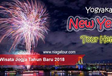 Paket Wisata Jogja Tahun Baru 2020 – 23 Wisata Populer