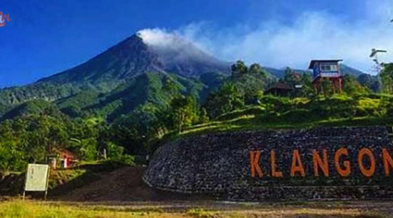Menikmati Sejuknya Bukit Klangon Cangkringan di Kaki Merapi