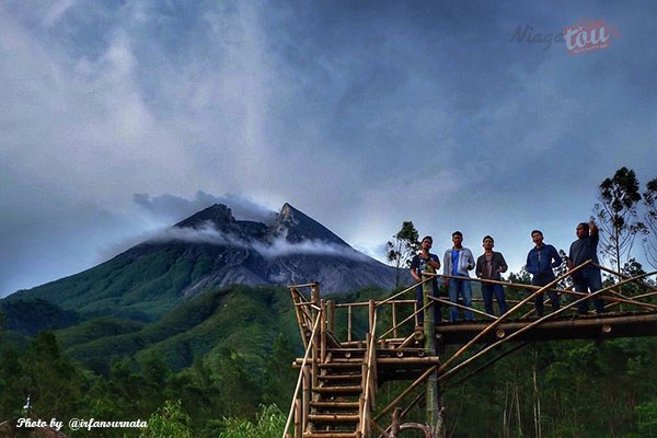 Bukit Klangon Merapi - Photo by @irfansurnata