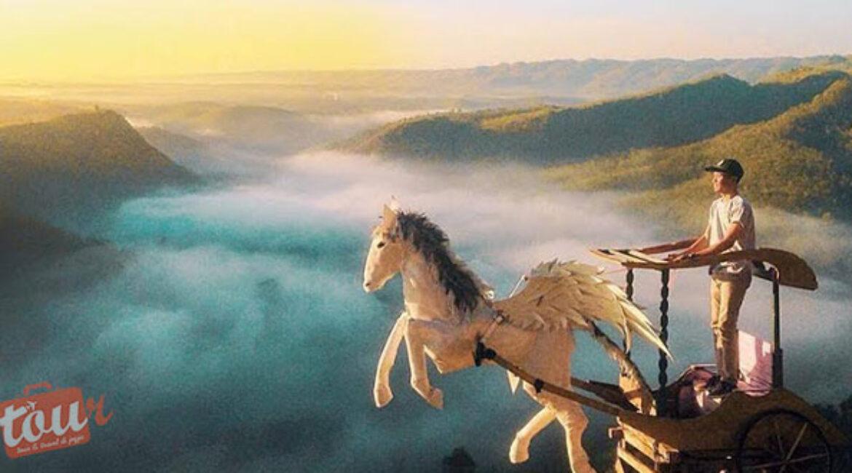 Pesona Bukit Panguk Kediwung Yang Bikin Wisatawan Betah Liburan
