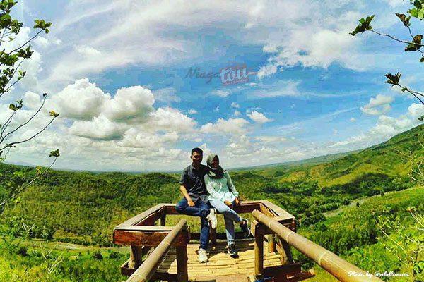 bukit panguk kediwung Yogyakarta
