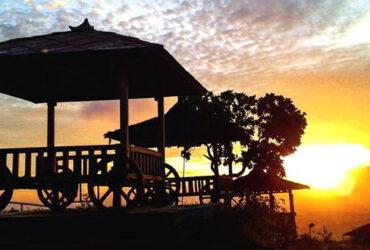 Green Village Gedangsari Spot Berburu Indanya Sunset di Ujung Timur Jogja