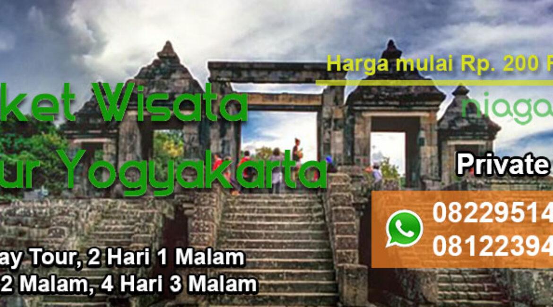 Paket Wisata Tour Yogyakarta