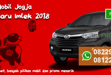 Rental Mobil Tahun Baru Imlek Yogyakarta