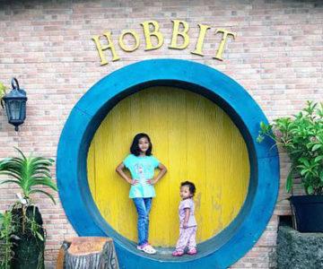 Rumah Hobbit - Photo by @elis_nurwahyuningtyas