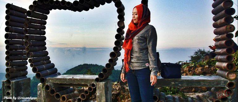 Watu Goyang – Spot Foto Kekinian di Yogyakarta