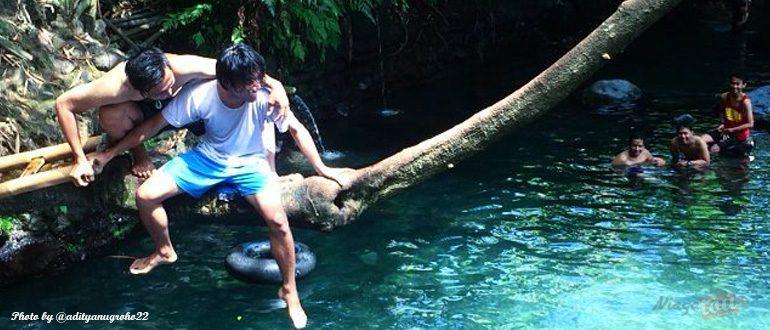 Bermain Air di Blue Lagoon Jogja