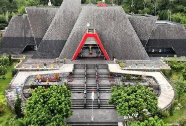 Berekreasi Sambil Belajar di Museum Gunung Merapi