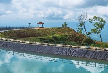 Embung Batara Seiten – Wisata Hits di Gunung Kidul