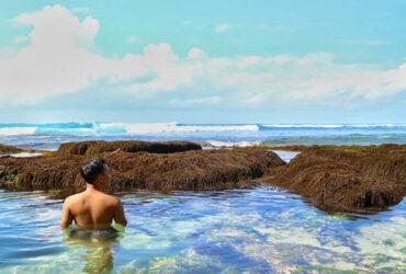 Tiket Masuk, Fasilitas, Lokasi, Rute Menuju Pantai Sanglen Gunung Kidul