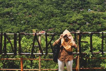 Puncak Becici dengan Pemandangan yang Indah