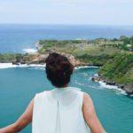 Pemandangan Elok dari Mercusuar di Pantai Baron