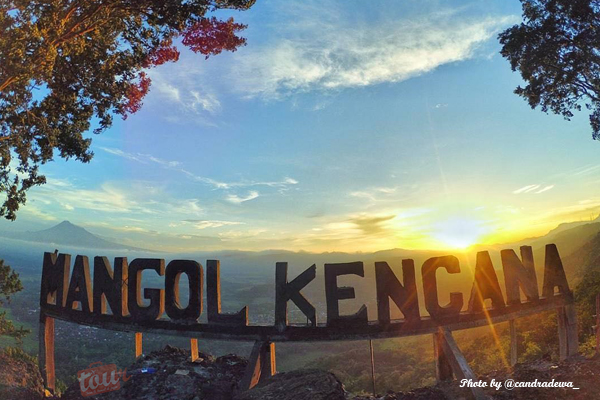 Mangol Kencana - Photo by @candradewa_