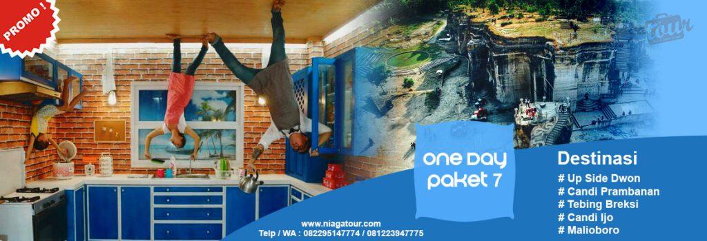 Paket Wisata Jogja 1 Hari | One Day Tour Jogja 7