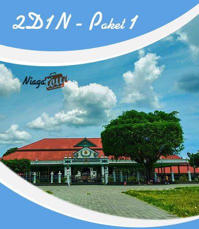 Paket Wisata Jogja 2 Hari 1 Malam - Paket Tour 2D1N 1