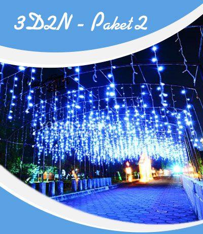 Paket Wisata Jogja 3 Hari 2 Malam - Paket Tour Jogja 3D2N 2