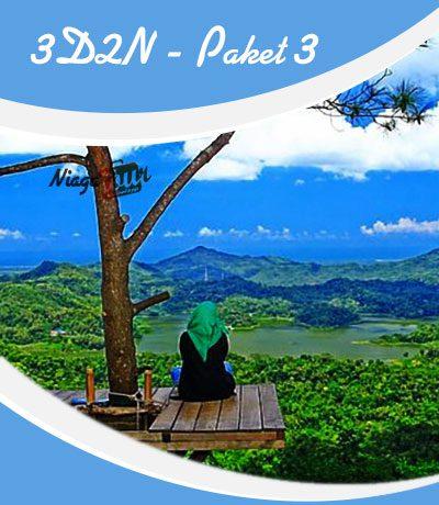 Paket Wisata Jogja 3 Hari 2 Malam - Paket Tour Jogja 3D2N 3