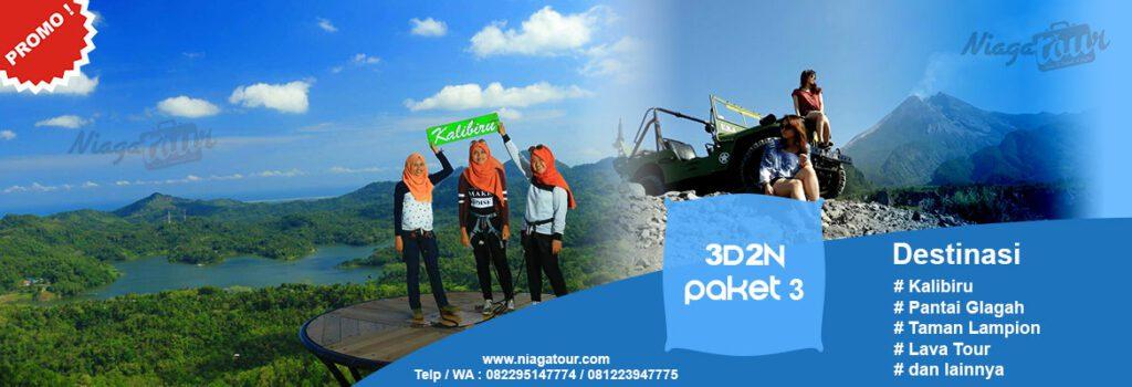 Paket Wisata Yogyakarta 3 Hari 2 Malam 3d2n 3