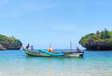 Pantai Gesing – Wisata Andalan Baru Gunung Kidul