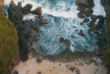 Cerita Senja Yang Memikat di Pantai Kesirat