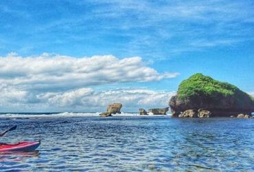 Tiket Masuk, Fasilitas, Lokasi, Rute Menuju Lokasi Pantai Ngandong Jogja