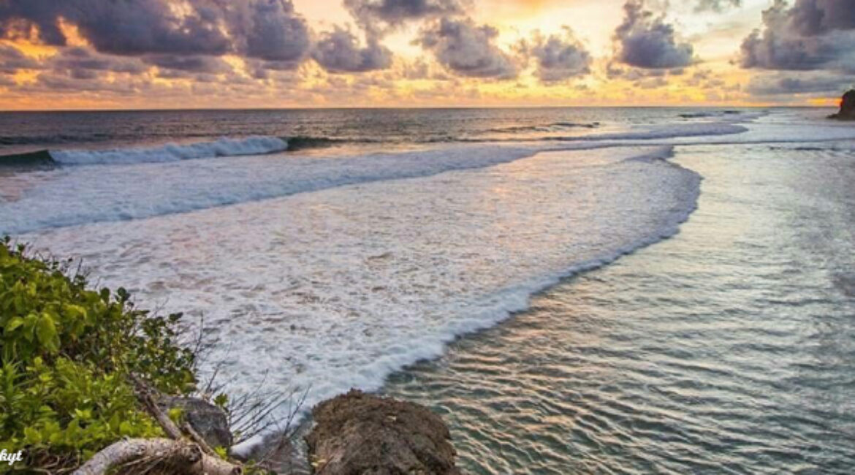 Uniknya Pantai Watu Kodok Yogyakarta