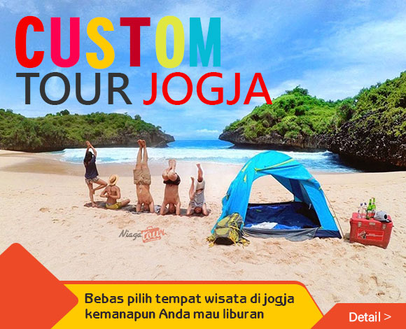 custom tour jogja murah