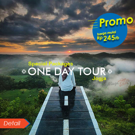 Paket One Day Tour Jogja