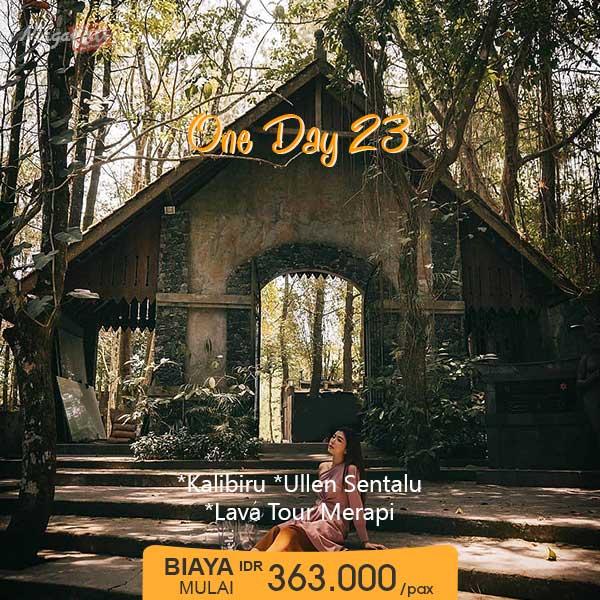 Paket Tour Yogyakarta 1 Hari Murah - Paket 23
