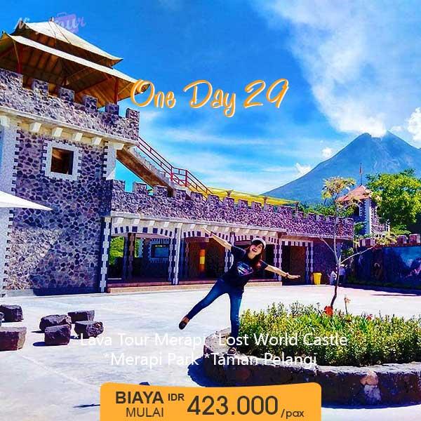 Paket Tour Yogyakarta Sehari Murah - Paket 29