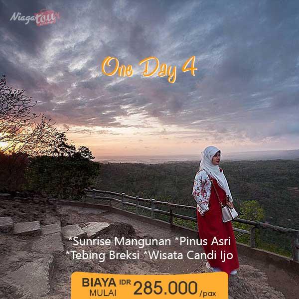 paket wisata yogyakarta 1 hari - paket 4
