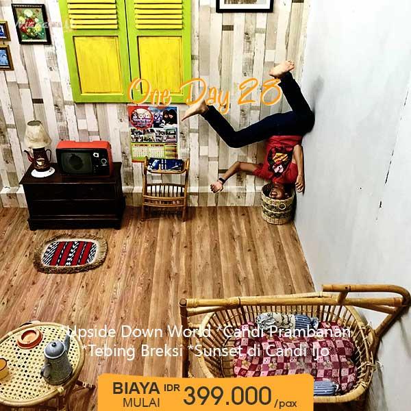 Paket Wisata Yogyakarta Sehari Murah - Paket 28