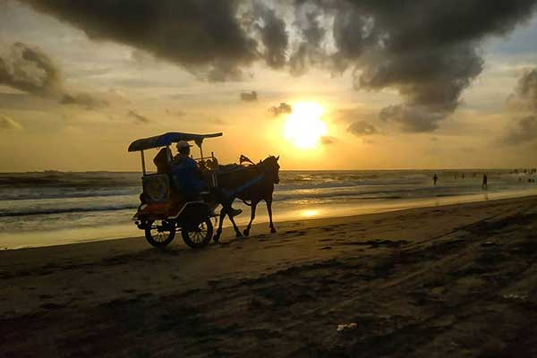 Pantai Parangtritis - Paket 5