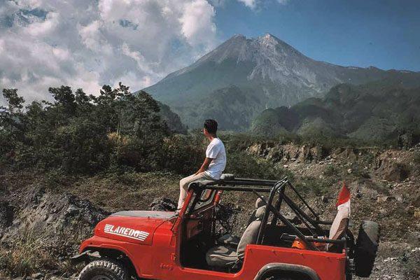 Jeep Volcano Tour Merapi