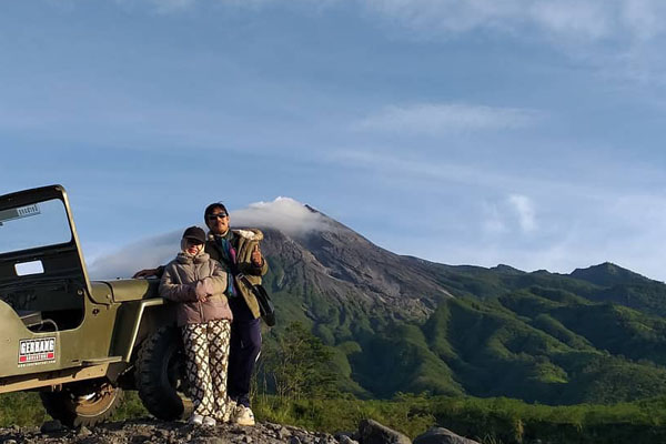 Jeep Merapi Tour