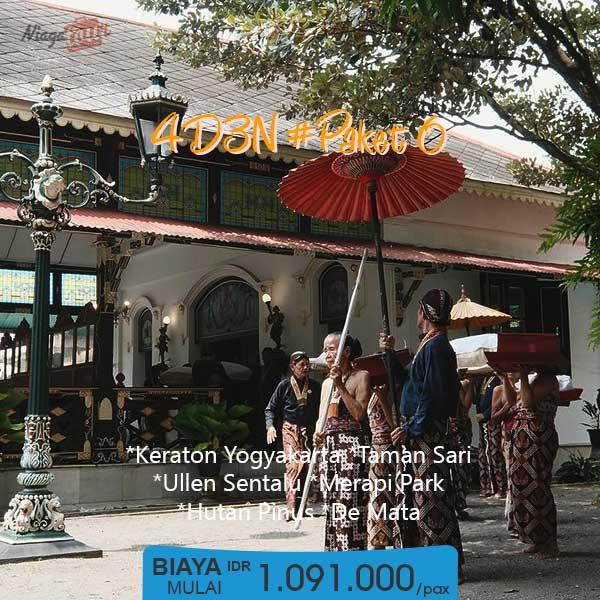 Paket Liburan Yogyakarta 4 Hari 1 Malam - 4D3N 6