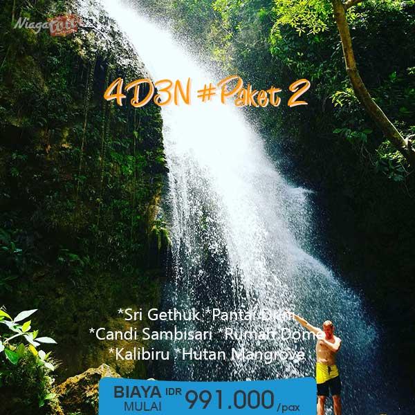 Paket Tour Jogja 4 Hari 1 Malam - 4D3N 2