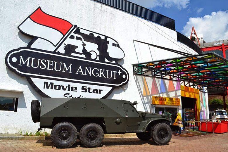 wisata museum angkut