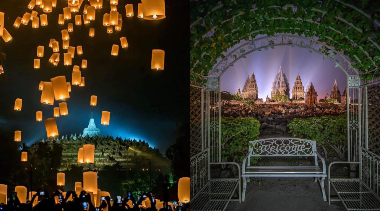 Paket Wisata Borobudur & Prambanan