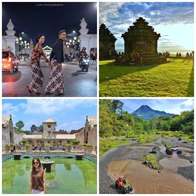 Paket Wisata ke Jogja Dari Purwokerto