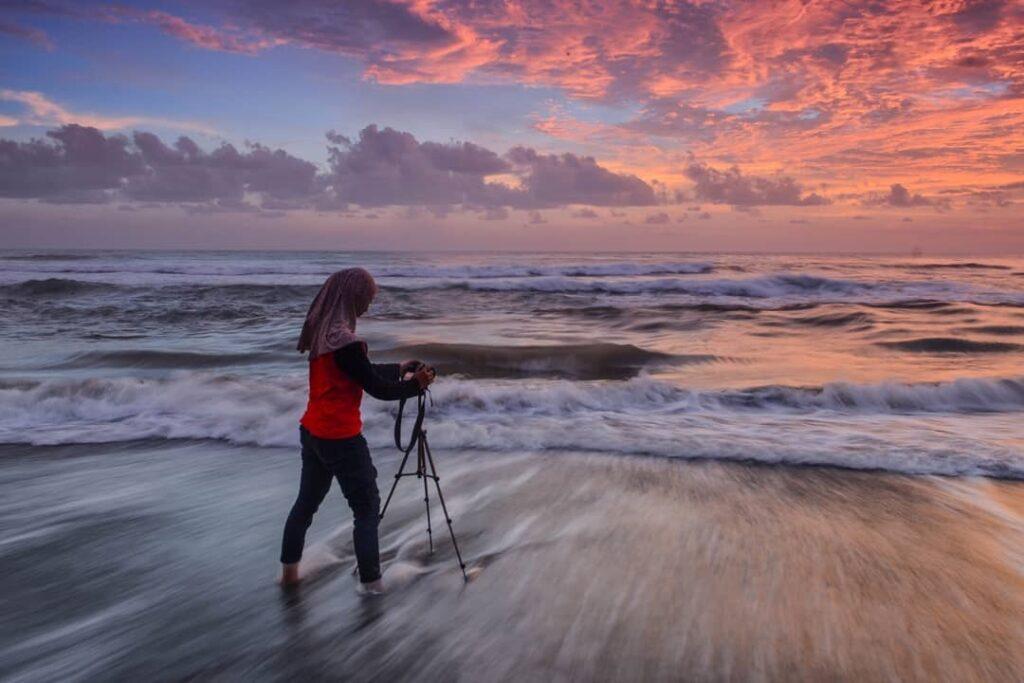 Tiket Masuk dan Rute Menuju Lokasi Pantai Trisik