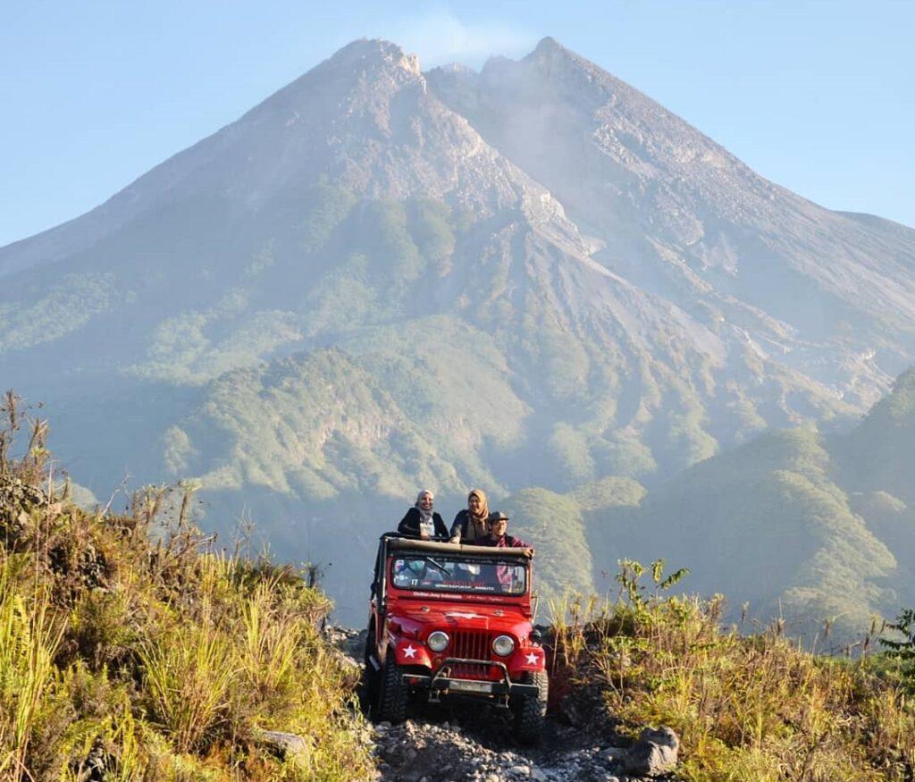 Tiket Masuk Dan Rute Lokasi Lava Tour Merapi Niagatour