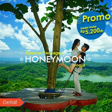 paket honeymoon jogja 2019