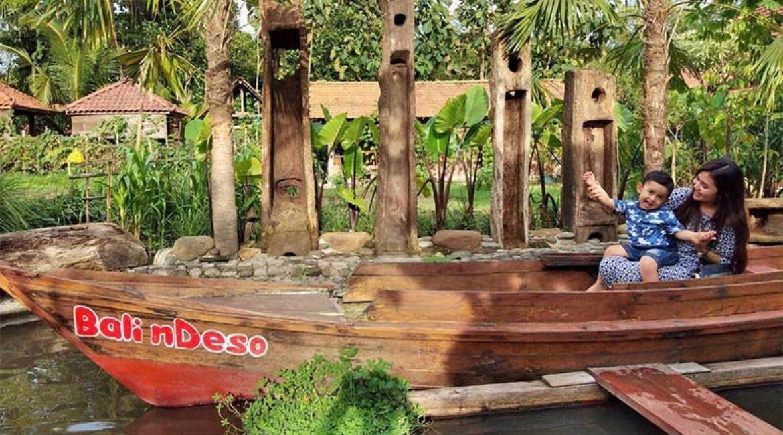 Kampung Flory Desa Wisata Edukasi Cocok Buat Wisata Keluarga Niagatour