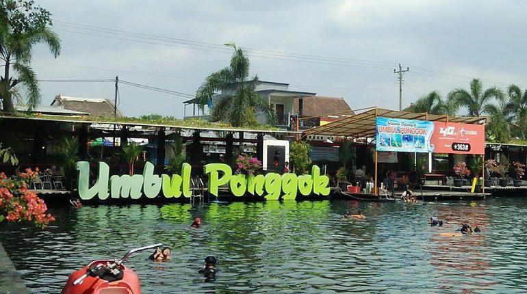 Mata Air Alami Sejak Zaman Belanda, Umbul Ponggok kini di Sulap memiliki omzet 14M Setahun